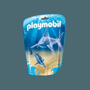 Sværdfisk med unge (9068) - Playmobil