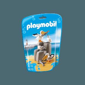 Pelikan familie (9070) - Playmobil