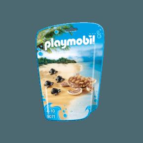 Havskildpadde med unger (9071) - Playmobil