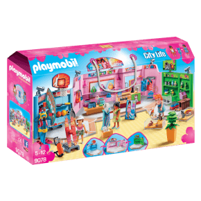 Shopping Center (9078) - Playmobil