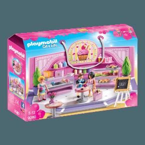 Cupcake Butik (9080) - Playmobil