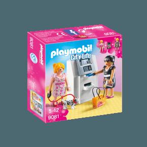 Hæveautomat (9081) - Playmobil