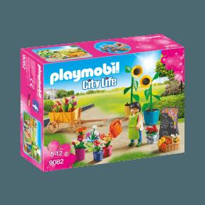 Blomsterhandler (9082) - Playmobil