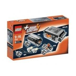 LEGO Klodser, Power Functions motorsæt