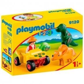Dinoforsker (9120) - Playmobil 1.2.3