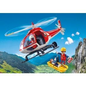 Redningshelikopter (9127) - Playmobil