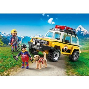 Redningstruck (9128) - Playmobil