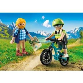 Biker og hiker (9129) - Playmobil