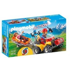 Redningshold (9130) - Playmobil