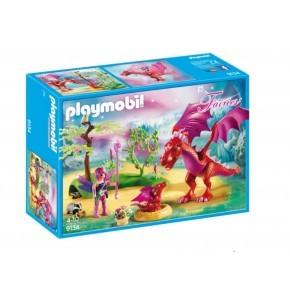 Venlig Drage med unge (9134) - Playmobil