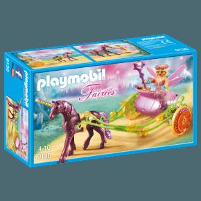 Fe hestevogn (9136) - Playmobil