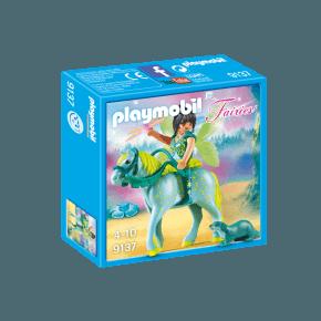 Fortryllende Fe med Hest (9137) - Playmobil