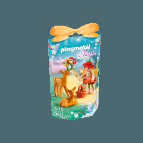Fe Pige med Lam (9141) - Playmobil