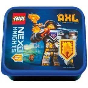LEGO Nexo Knights Madkasse - Blå