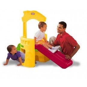 Little Tikes Climb 'n Slide Playhouse -Sunshine