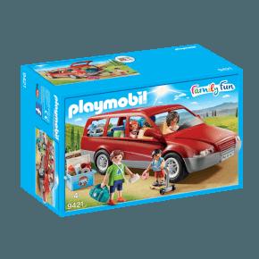 Playmobil Familie Bil