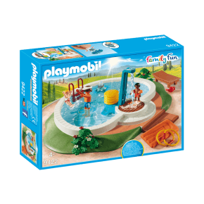 Playmobil Svømme Pool
