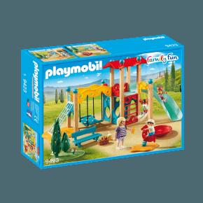 Playmobil Park Legeplads