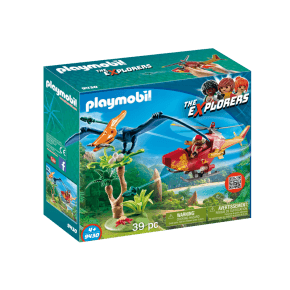 Playmobil Adventure Helikopter