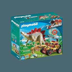 Playmobil Udforsknings Køretøj