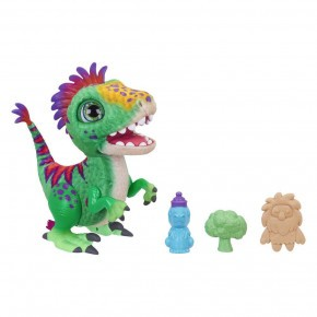 FurReal Friends Munchin Rex