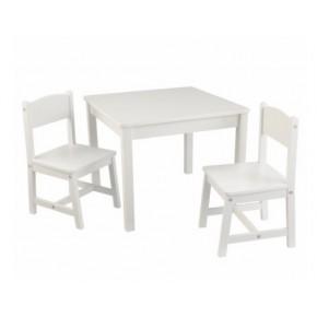 Kidkraft Aspen møbelsæt - Hvid