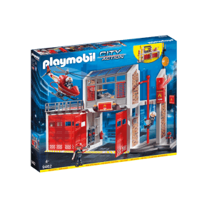 Playmobil Fire Station - 9462
