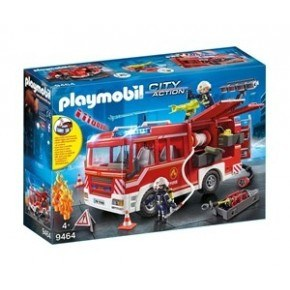 Playmobil Fire Engine - 9464