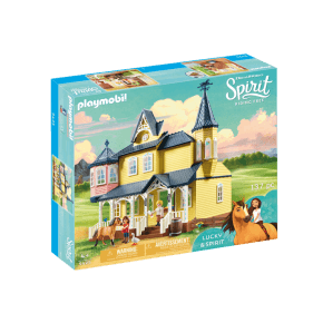 Playmobil Luckys Happy Home - 9475