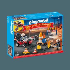 Playmobil Julekalender 2018 - 9486
