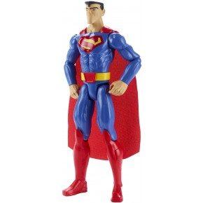 Justice League Superman Plastfigur - Blå