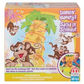 Mattel Tumblin' Monkeys spil