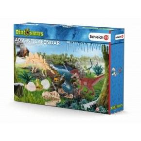 Schleich - Advendskalender 2016 Dinosaurs