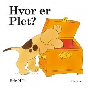 Carlsen Hvor er Plet? Bog