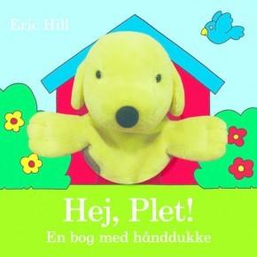 Carlsen Hej Plet! En bog med hånddukke