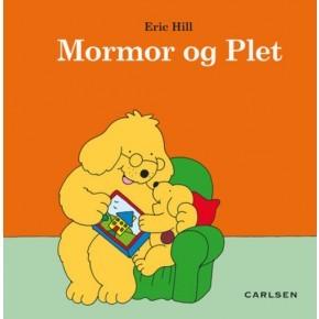 Carlsen Mormor og Plet Bog