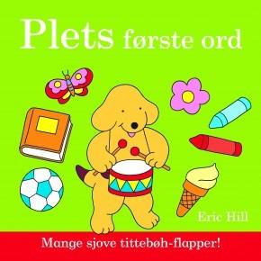 Carlsen Plets første ord Bog
