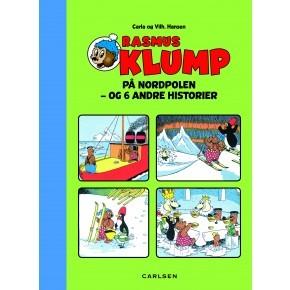 Carlsen Rasmus Klump på Nordpolen - og 6 andre historier