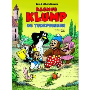 Carlsen Rasmus Klump og tudeprinsen