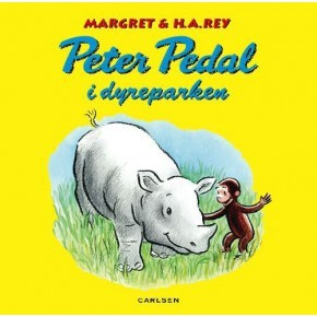 Carlsen, Peter Pedal i dyreparken