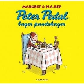 Carlsen Peter Pedal bager pandekager