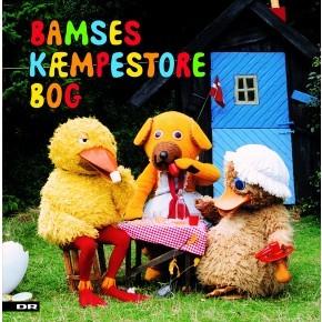 Carlsen Bamses kæmpestore bog