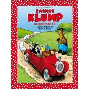 Carlsen Rasmus Klump og den røde bil + andre historier
