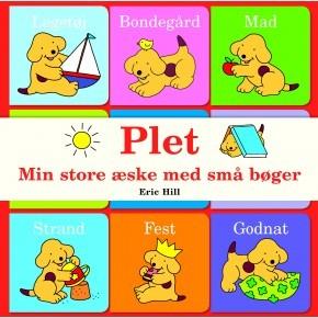 Carlsen Plet - Min store æske med små bøger