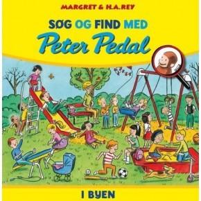 Carlsen Søg og find med Peter Pedal - i byen