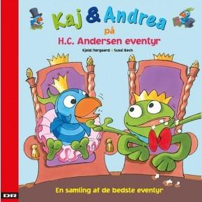 Carlsen Kaj & Andrea på H.C. Andersen eventyr