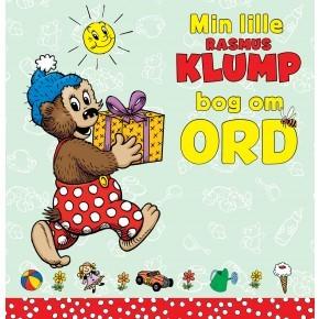 Carlsen Min lille Rasmus Klump bog om ORD
