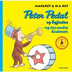 Carlsen Peter Pedal og byfesten +3 historier