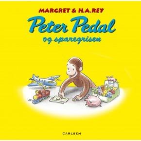 Carlsen Peter Pedal og sparegrisen