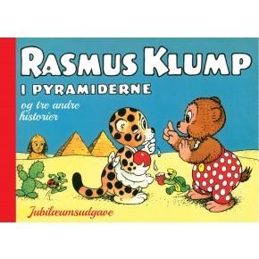 Carlsen Rasmus Klump i pyramiderne og tre andre historier